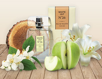 White Lilly Parfume